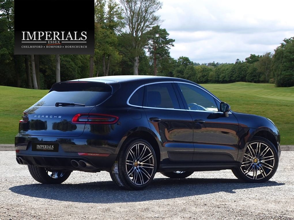2015 Porsche  MACAN  S 3.0 D V6 AUTO  32,948 For Sale (picture 4 of 8)