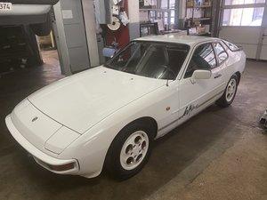 1989 Porsche 924 S Le Mans Targa For Sale