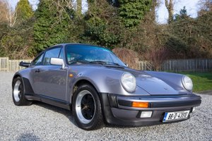 1988 Porsche 911 Turbo 25th Anniversary For Sale by Auction