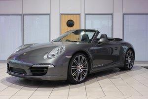 2014 Porsche 911 (991) 3.8 C4S PDK Cabriolet