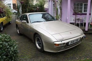 1985 Porsche 944 auto long mot , devon
