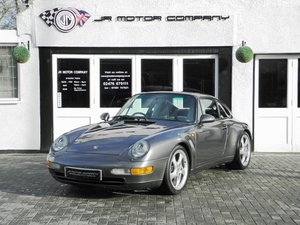 Picture of 1994 Porsche 911 993 Carrera 2 Manual Coupe Slate Grey 62K SOLD