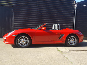 2010 PORSCHE 987 GEN II 2.9 BOXSTER CONVERTIBLE Low Mileage Fpsh SOLD