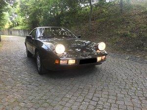1979 Porsche 928 automatic 1ª série - Pasha