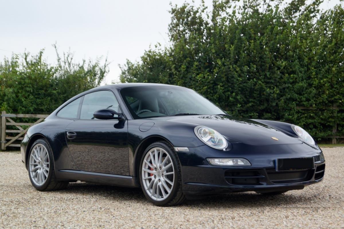 Porsche 911 997 Carrera 2S Coupe manual2005 model  SOLD (picture 1 of 6)