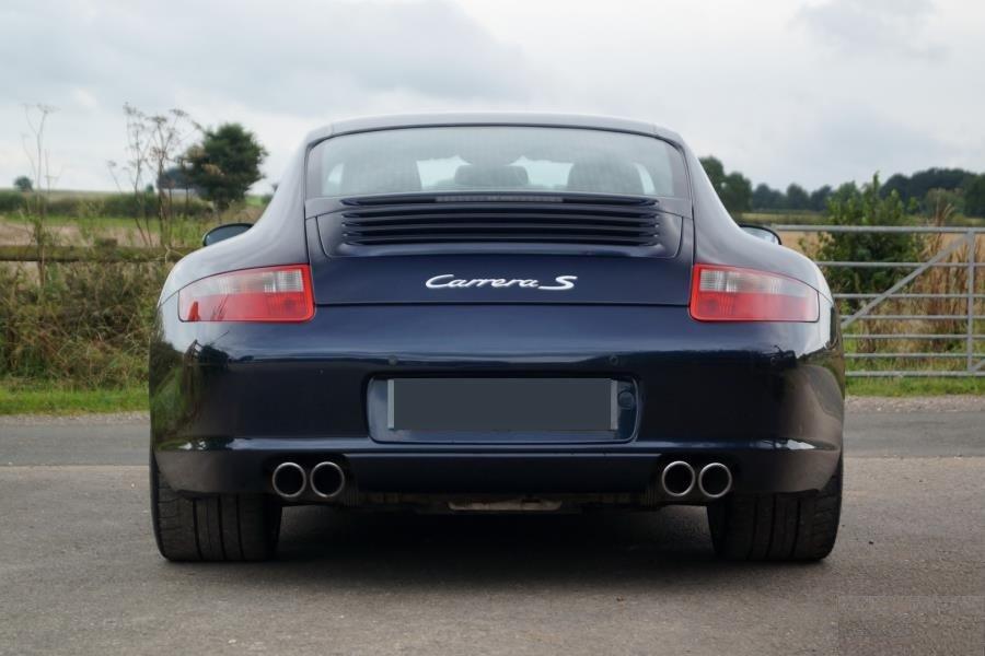 Porsche 911 997 Carrera 2S Coupe manual2005 model  SOLD (picture 4 of 6)