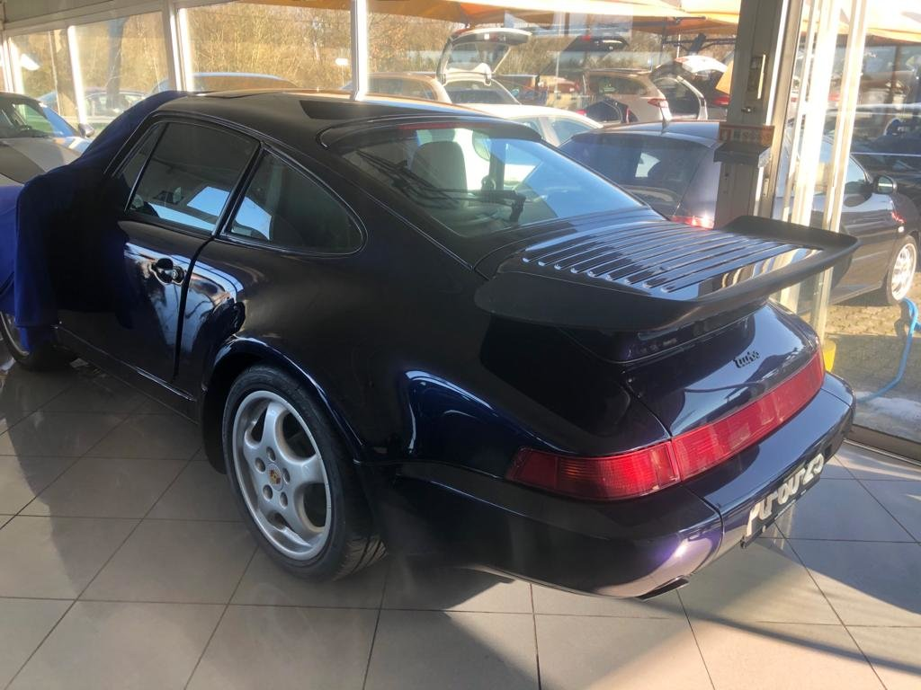 1991 TWO Porsche's 964 Turbo-LHD For Sale (picture 2 of 4)