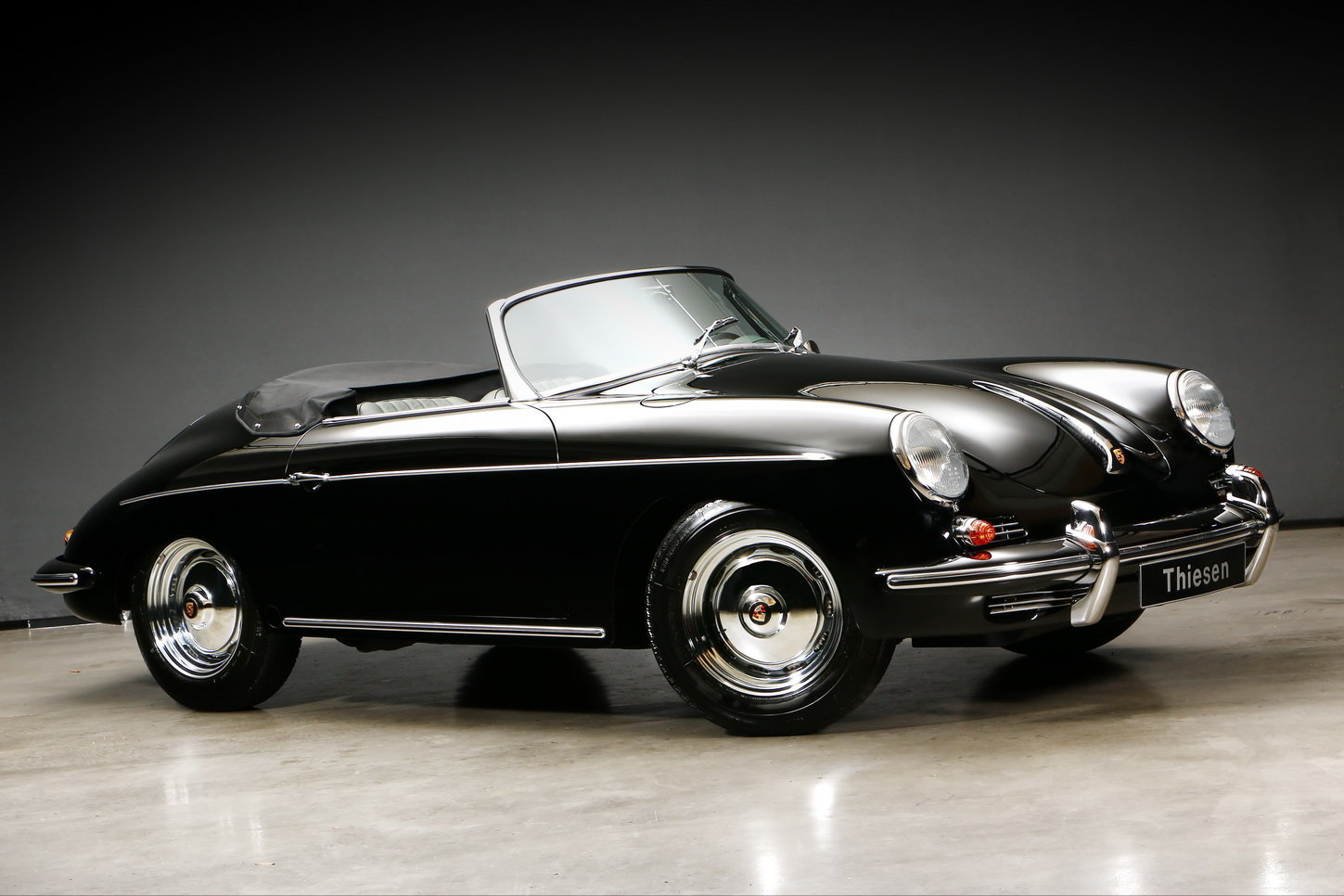 1961 Porsche 356 B T6 Roadster For Sale (picture 1 of 6)