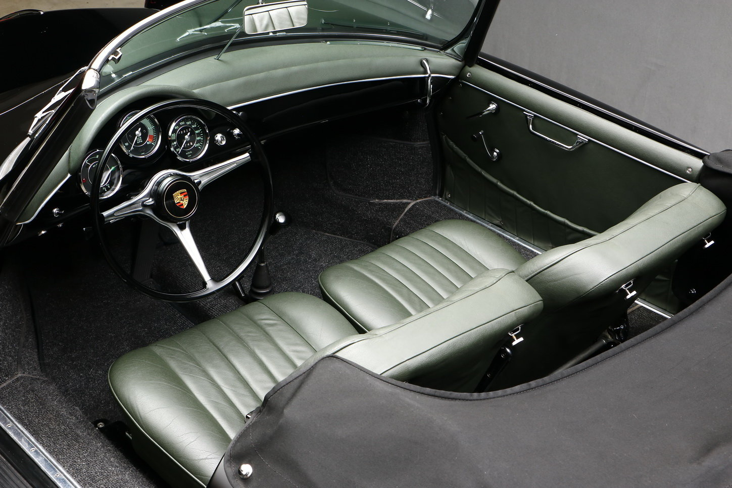 1961 Porsche 356 B T6 Roadster For Sale (picture 5 of 6)