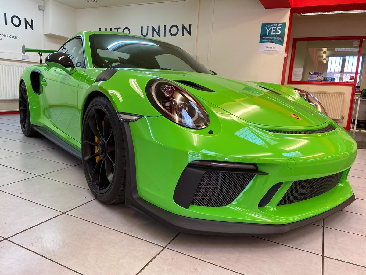 2016 PORSCHE 911 (991.2) GT3 RS For Sale (picture 1 of 6)