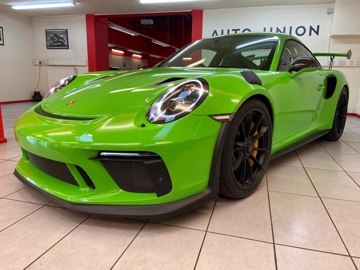 2016 PORSCHE 911 (991.2) GT3 RS For Sale (picture 2 of 6)