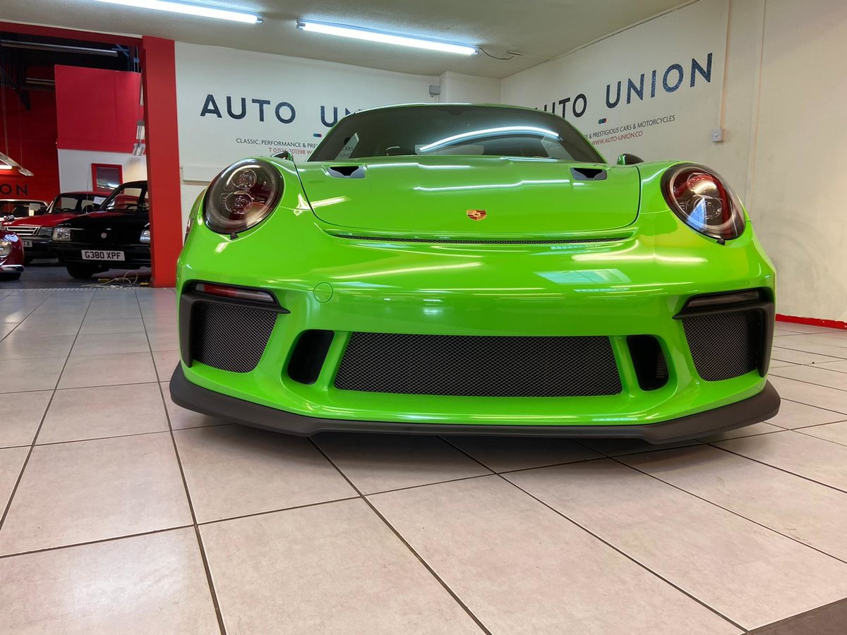 2016 PORSCHE 911 (991.2) GT3 RS For Sale (picture 3 of 6)
