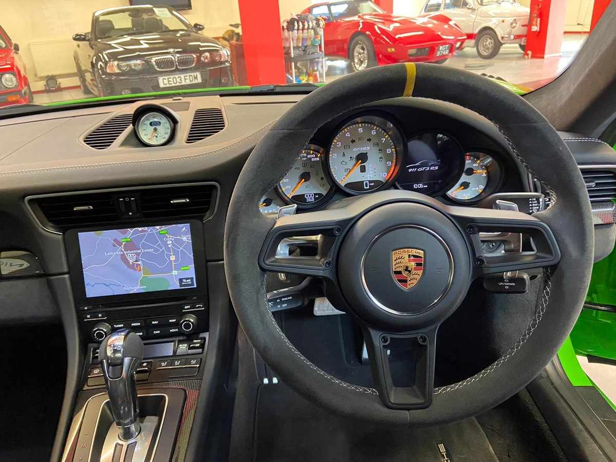 2016 PORSCHE 911 (991.2) GT3 RS For Sale (picture 6 of 6)