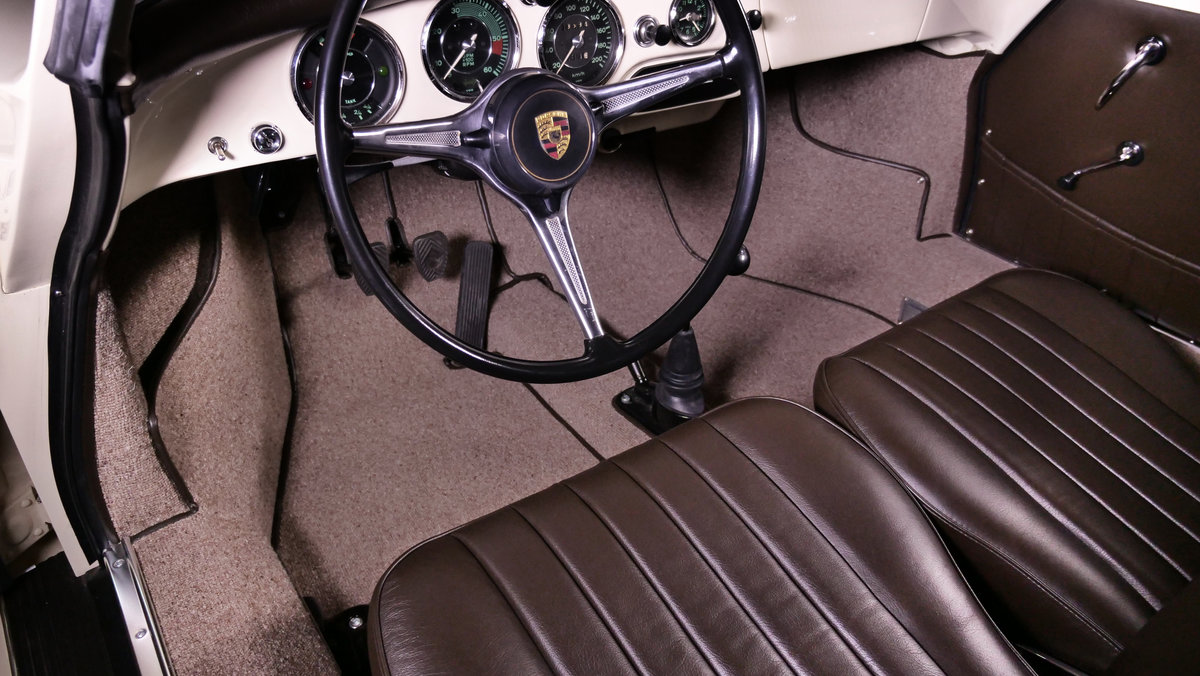1960 Porsche 356B Convertible Full restored  For Sale (picture 5 of 6)