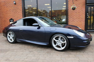 2004 Porsche 911 3.6 Carrera 2 (996) 6-Speed Manual | FSH For Sale