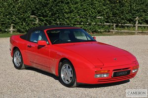 Picture of 1990 Porsche 944 S2 3.0 Cabriolet SOLD