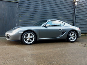 PORSCHE CAYMAN 987 2.9 GEN II COUPE Full Main Dealer History
