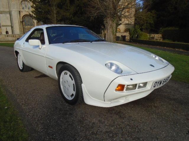 1982 Porsche 928 S 4.7L V8 Auto.  For Sale (picture 1 of 6)