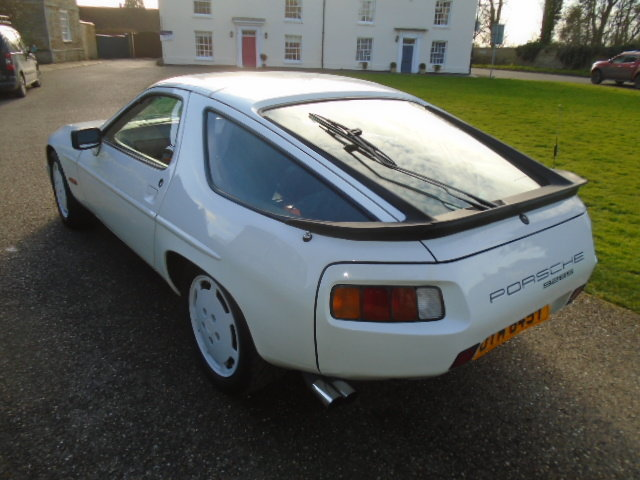 1982 Porsche 928 S 4.7L V8 Auto.  For Sale (picture 3 of 6)