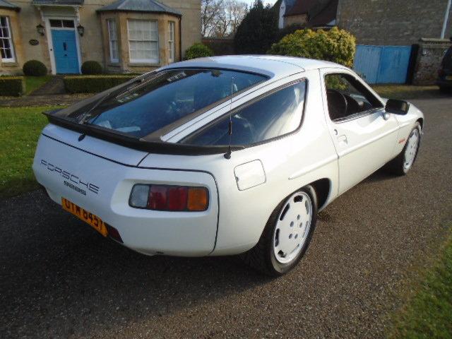 1982 Porsche 928 S 4.7L V8 Auto.  For Sale (picture 4 of 6)