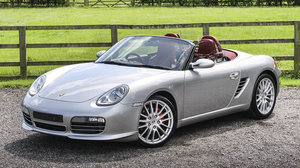 Picture of 2008 Porsche Boxster RS60 Spyder **NOW SOLD** For Sale