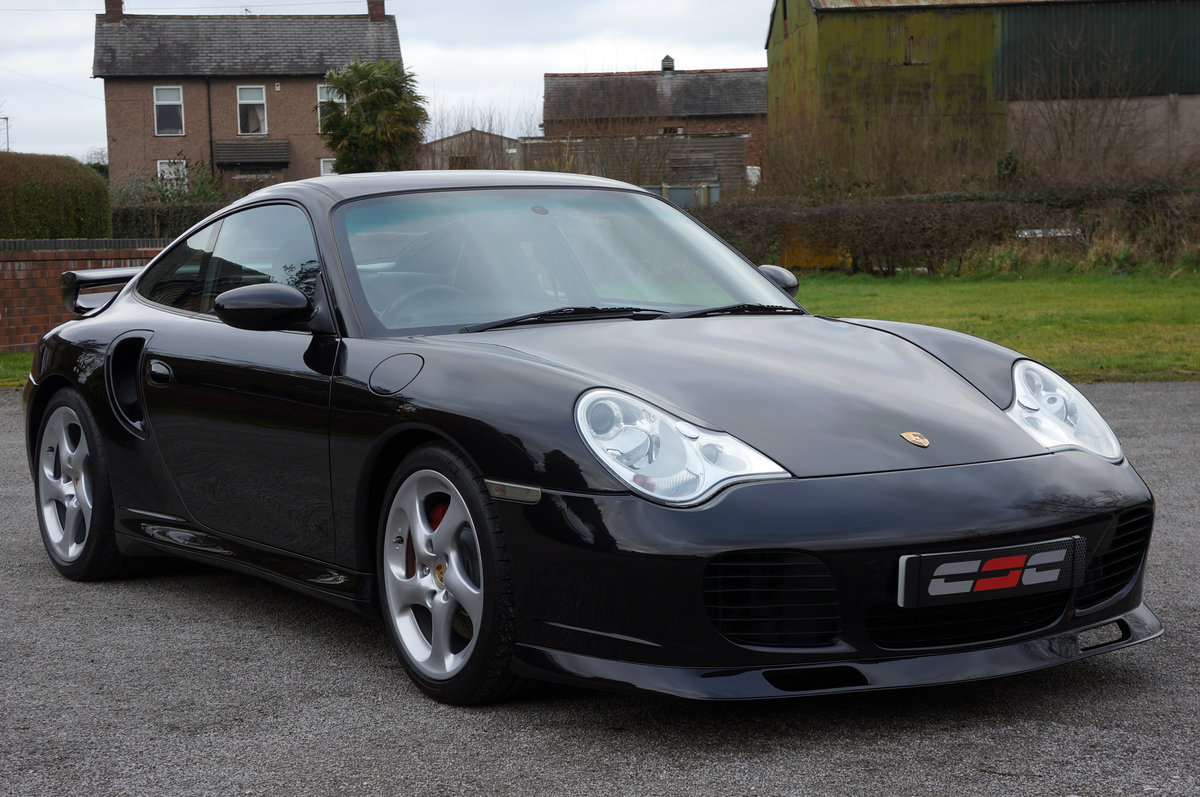 2004 Porsche 996 turbo X50 Aerokit - Manual, 56k, FSH. For Sale (picture 1 of 6)