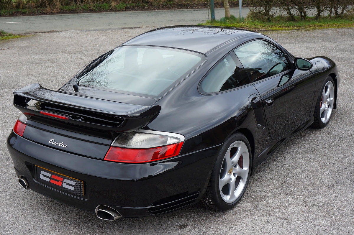 2004 Porsche 996 turbo X50 Aerokit - Manual, 56k, FSH. For Sale (picture 2 of 6)