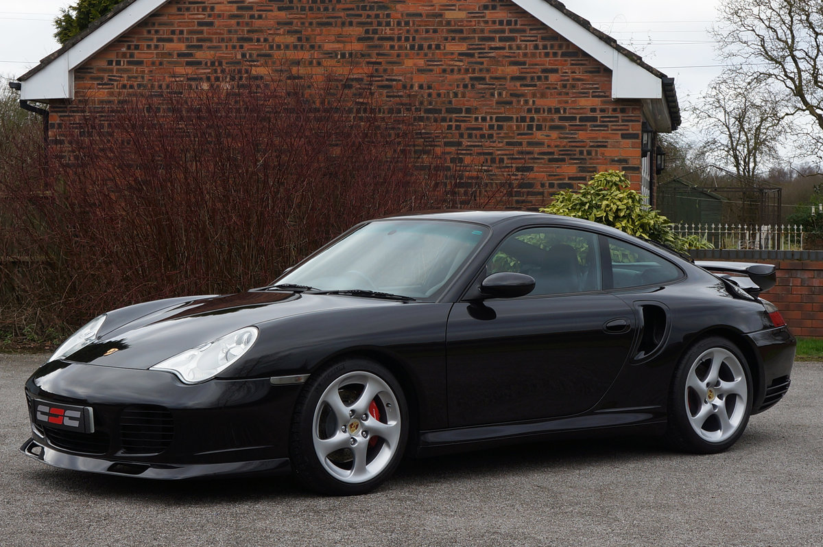 2004 Porsche 996 turbo X50 Aerokit - Manual, 56k, FSH. For Sale (picture 3 of 6)
