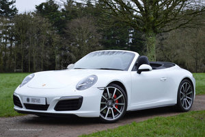 2016 Low Mileage Porsche 911 991 Carrera 4S C4S PDK For Sale