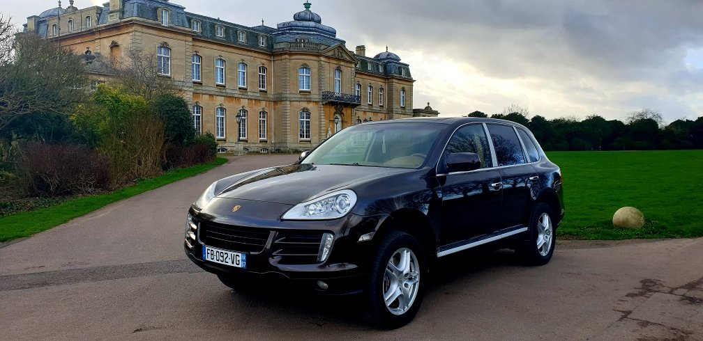 2009 LHD PORSCHE CAYENNE, 3.0 DIESEL, AUTO LEFT HAND DRIVE For Sale (picture 1 of 6)