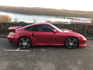2002 Porsche 911 (996) Turbo £35,000 - £40,000 For Sale by Auction