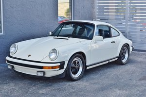 1981 Porsche 911 SC Coupe 3.0 clean Ivory(~)Navy  $37.9k For Sale