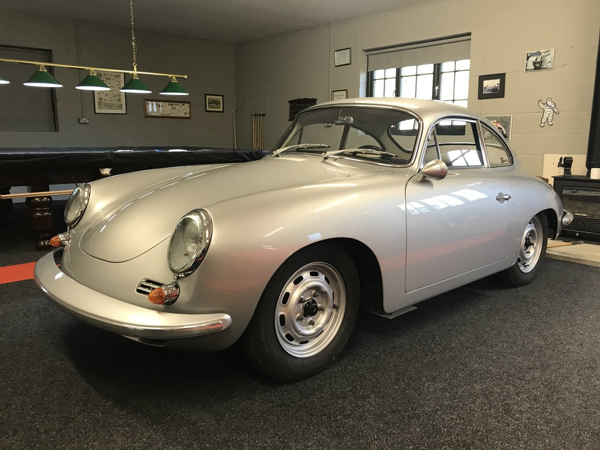 1964 Porsche 356 C Coupe For Sale (picture 1 of 6)