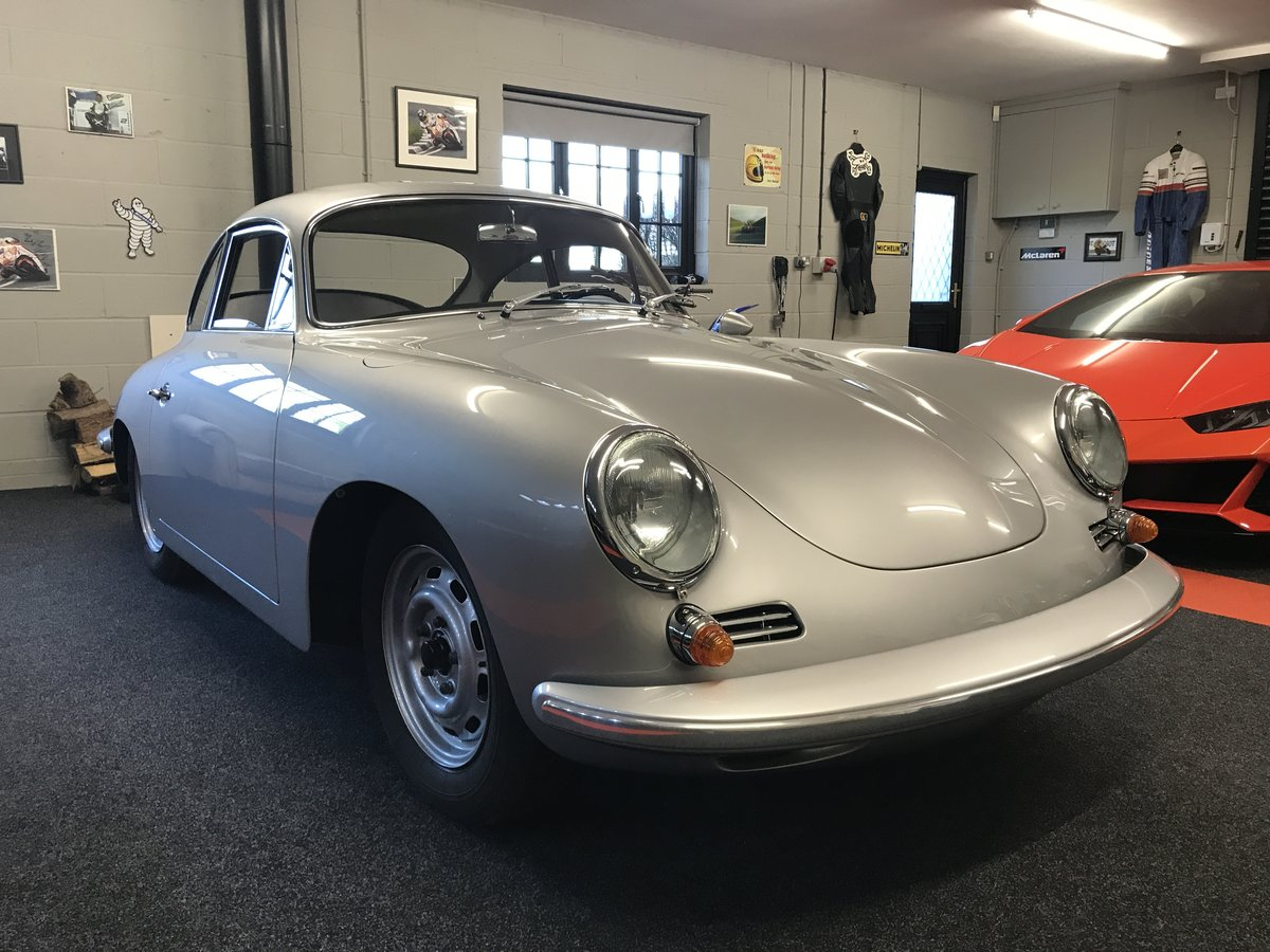 1964 Porsche 356 C Coupe For Sale (picture 2 of 6)