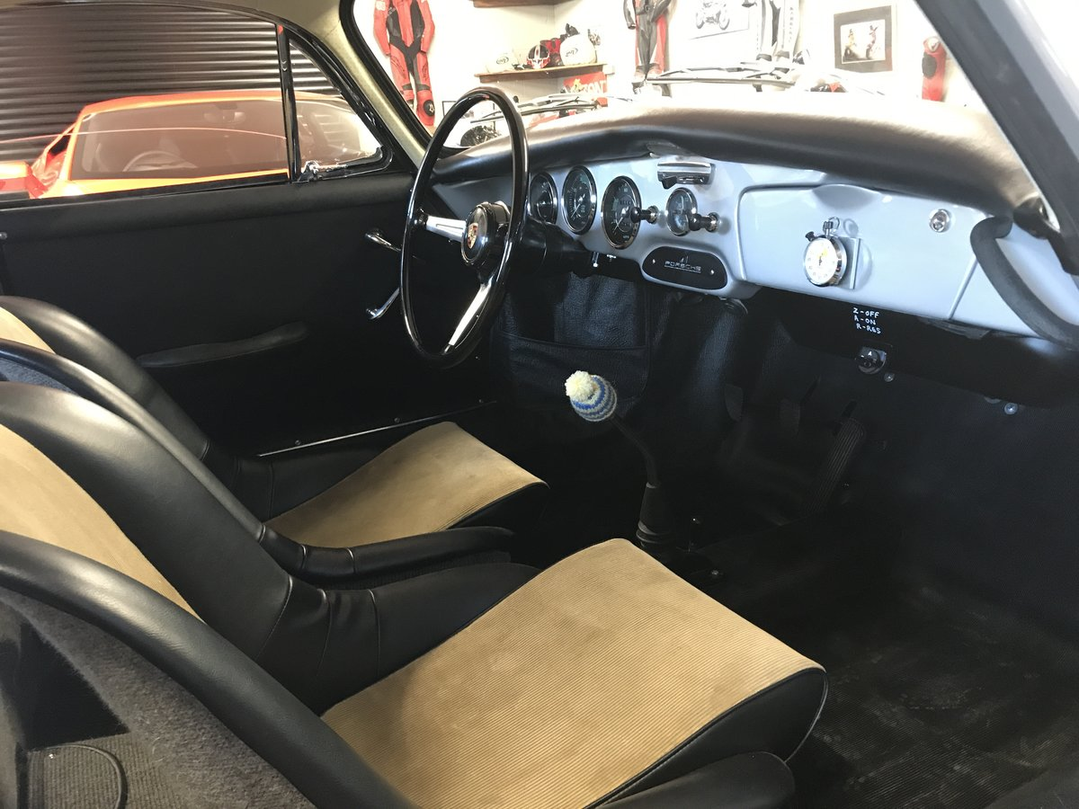 1964 Porsche 356 C Coupe For Sale (picture 5 of 6)