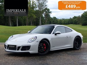 2018 Porsche  911  CARRERA 4 GTS PDK  89,948 For Sale