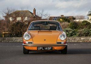 1968 Porsche 911S For Sale by Auction