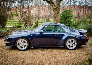 1997 Porsche 911993 Carrera 4 RS tribute For Sale by Auction