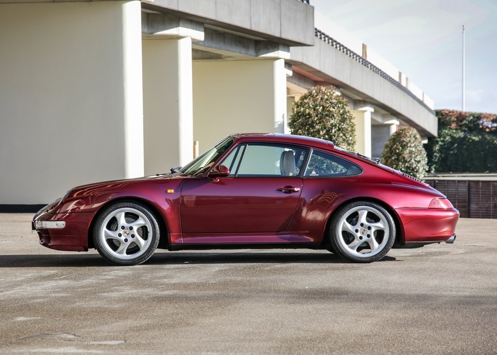 1997 Porsche 911  993 Carrera S SOLD by Auction (picture 1 of 6)