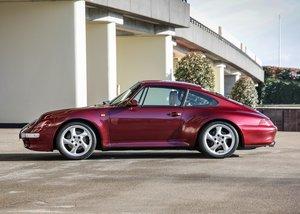 1997 Porsche 911  993 Carrera S For Sale by Auction