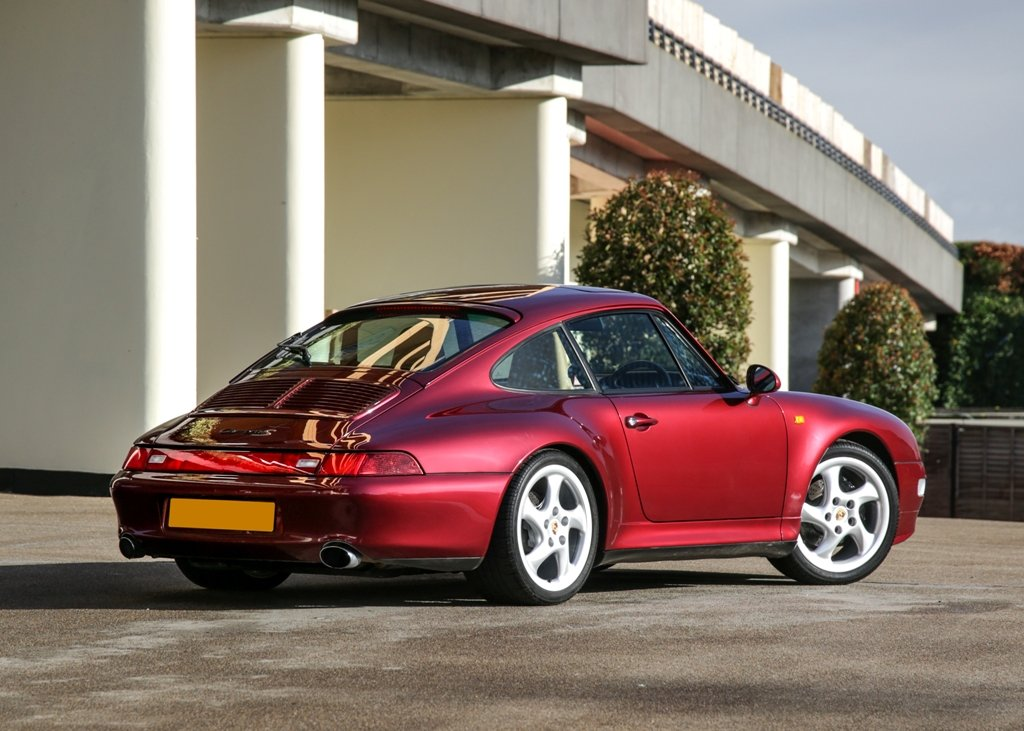 1997 Porsche 911  993 Carrera S SOLD by Auction (picture 2 of 6)