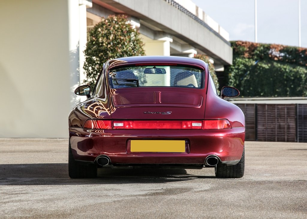 1997 Porsche 911  993 Carrera S SOLD by Auction (picture 3 of 6)