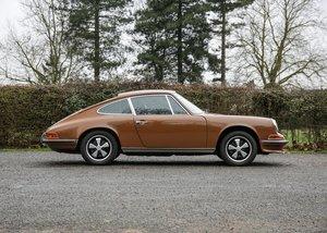 1973 Porsche 911 T