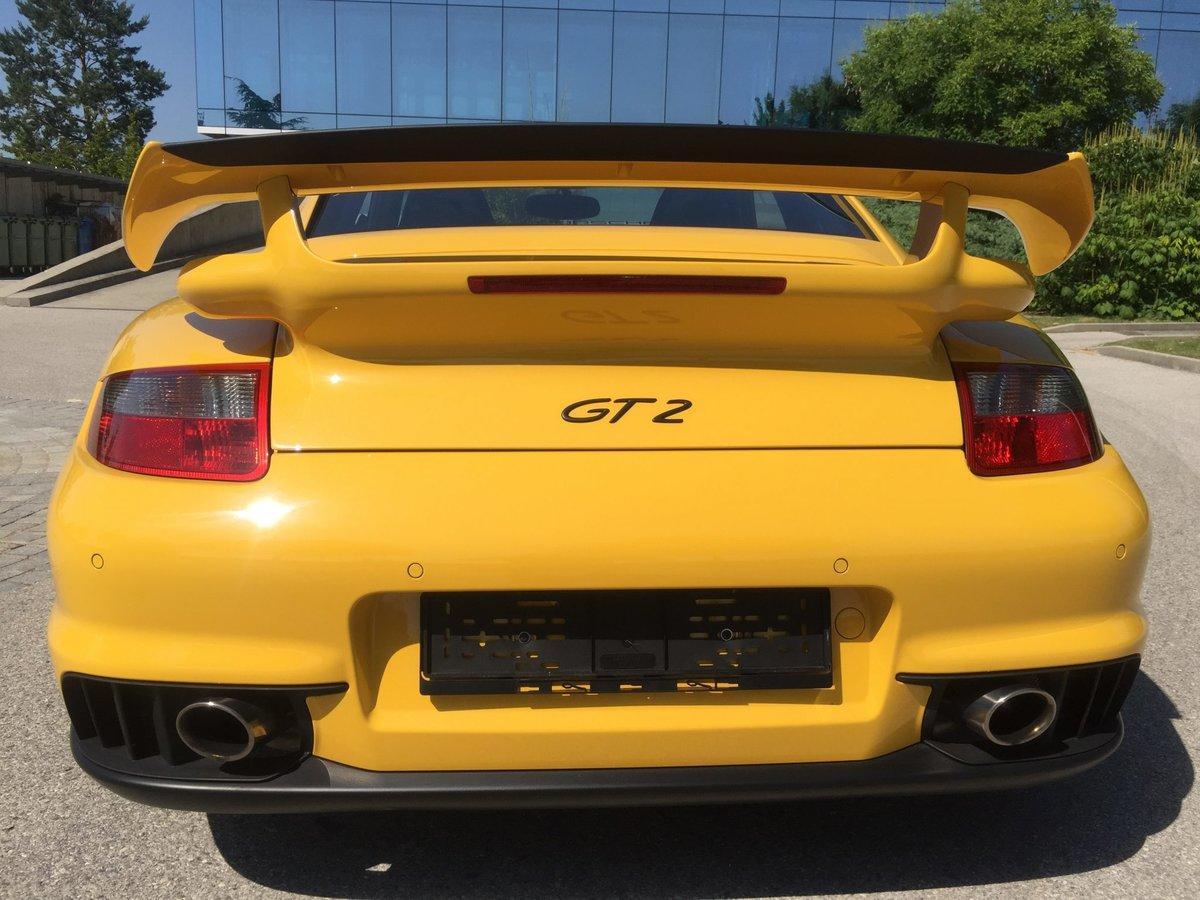 2008 PORSCHE 911 GT2 (Coupé) For Sale (picture 3 of 5)