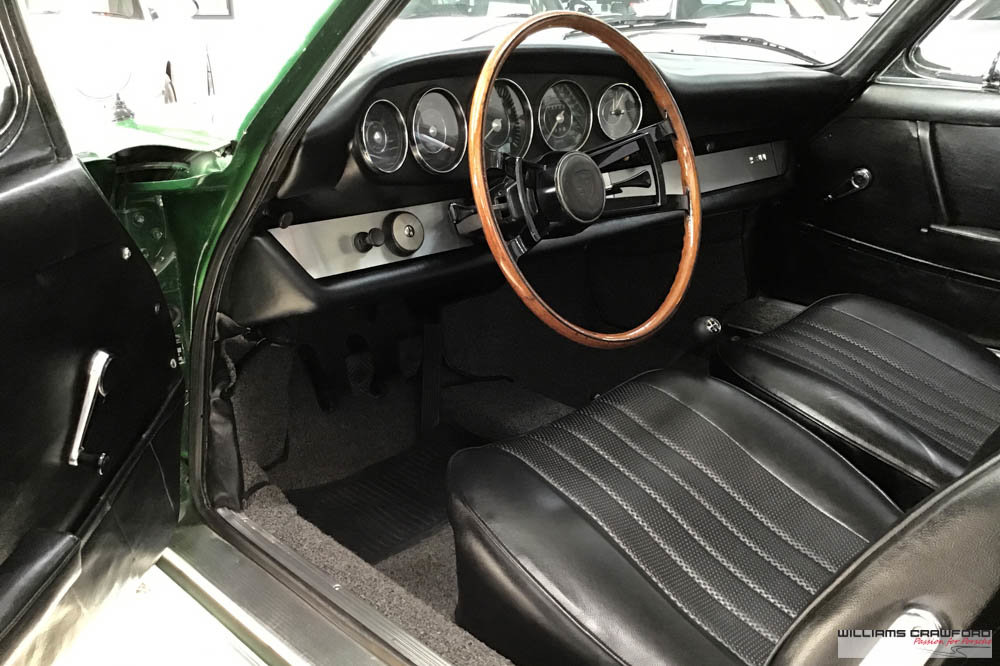 1967 Matching numbers Porsche 911 SWB LHD coupe For Sale (picture 4 of 6)