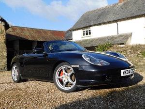 2004 Porsche Boxster S For Sale by Auction