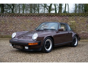 1981 Porsche 911 SC Targa rebuilt engine, superb original conditi For Sale