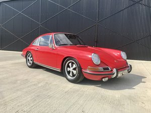 Porsche 912 Coupe 1968 RHD.....RARE CAR... SOLD