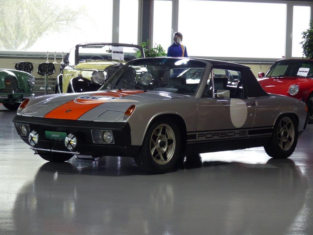1971 Schnell, flink, sparsam: CH-Erstauslieferung  For Sale (picture 1 of 6)