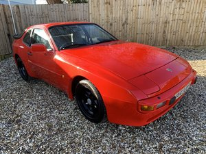 1982 Porsche 944 2.5 Coupe, Early car, Low mileage